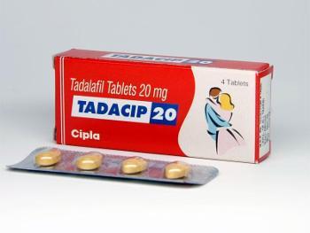 Tadacip (Cialis Generico) 20mg